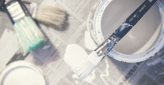 paint - 3 Design Tips for Building Exterior Renovations